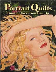 Painted Faces BOOK : face quilts - Adamdwight.com